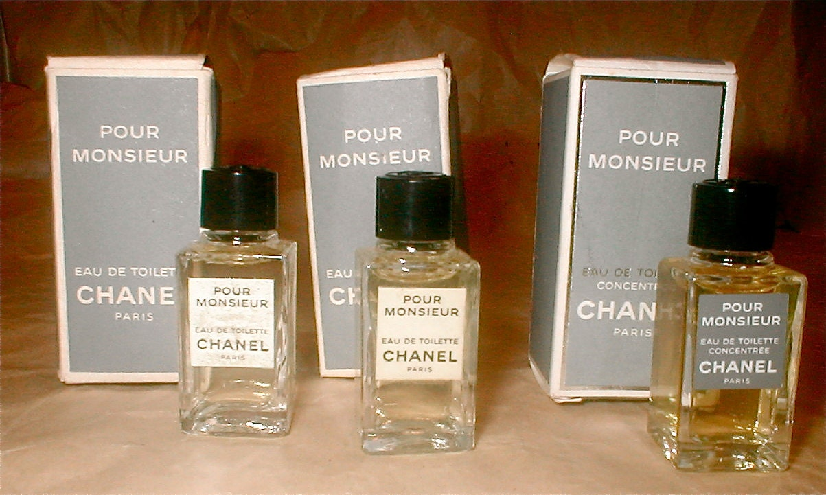 chanel pour monsieur edp review