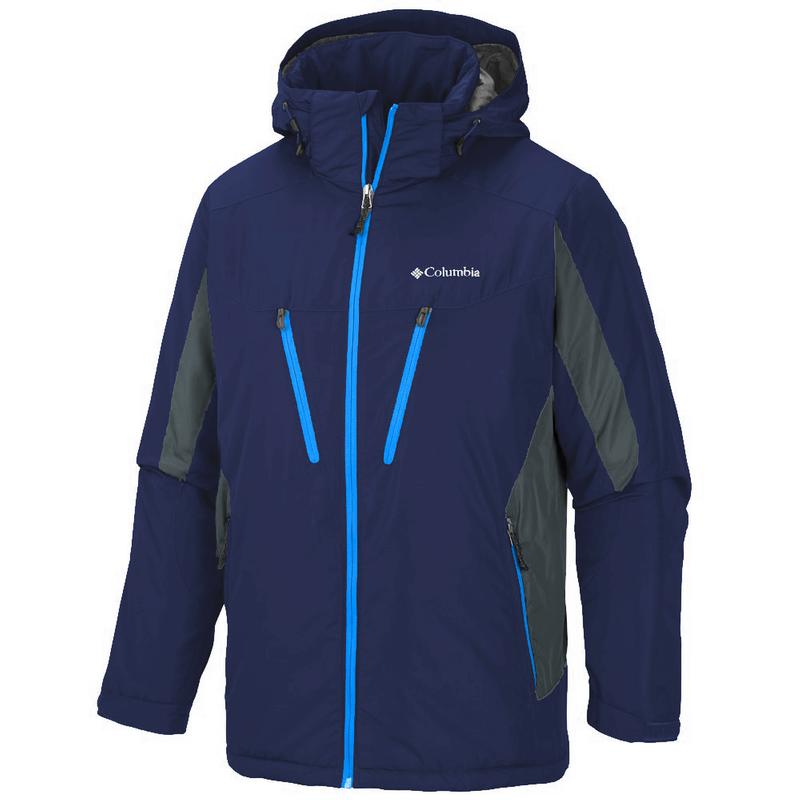 columbia antimony iv jacket review
