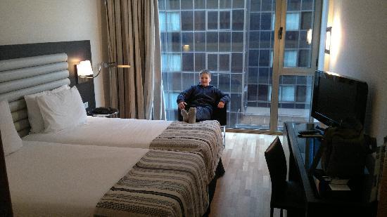 eurostar wall street hotel review