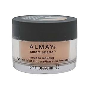 almay smart shade mousse makeup review