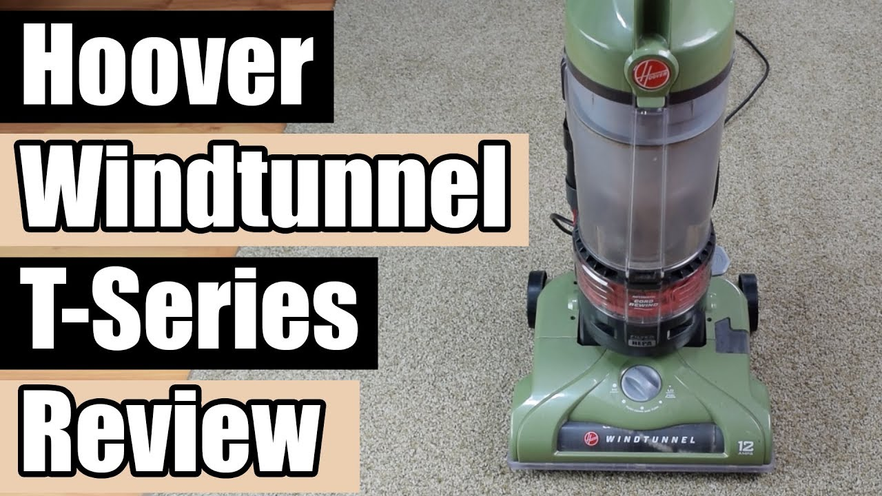 hoover t series windtunnel review