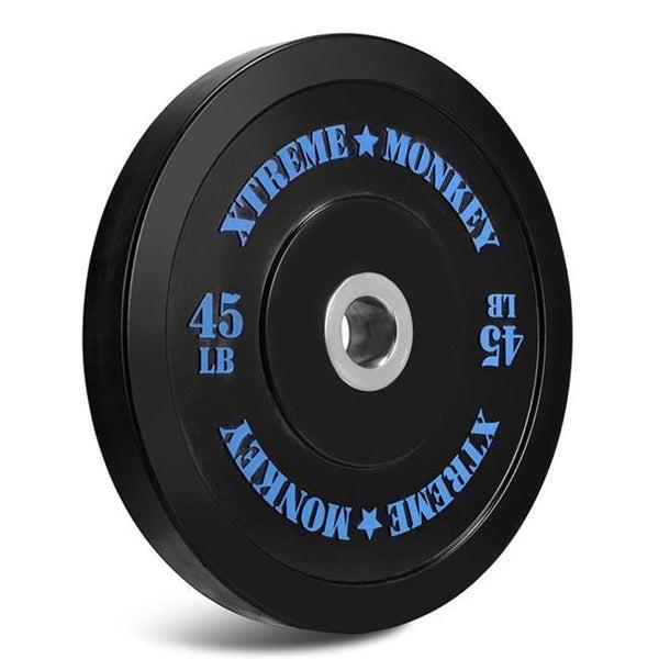 xtreme monkey bumper plates review