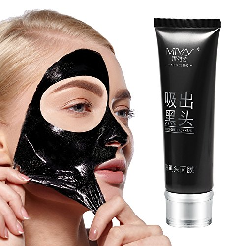 black peel off face mask reviews