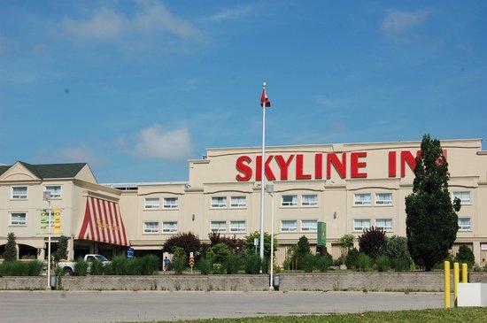 skyline inn niagara falls reviews