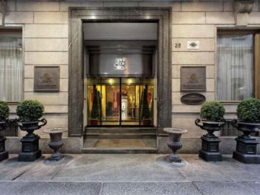 grand hotel sitea turin reviews
