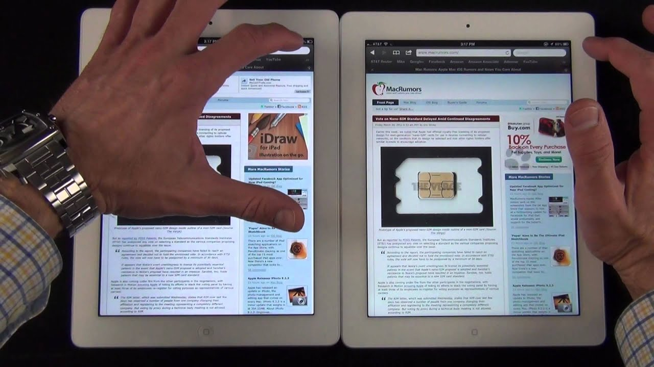 apple ipad 2 reviews and comparisons