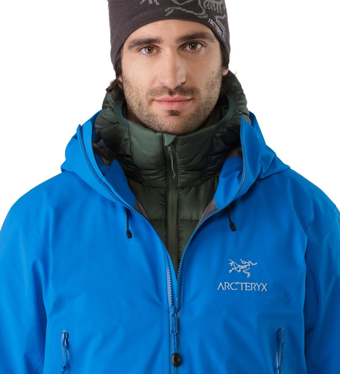 arc teryx tauri jacket review