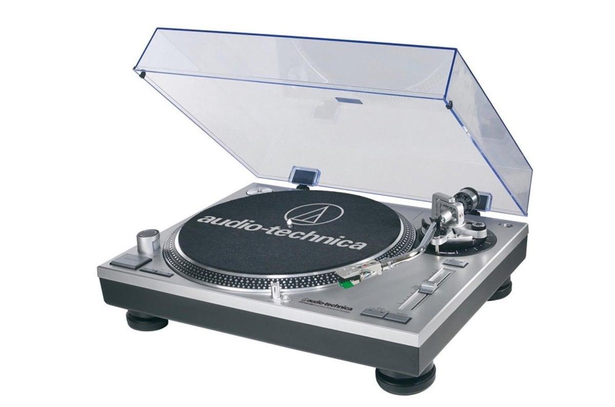 audio technica vinyl player review