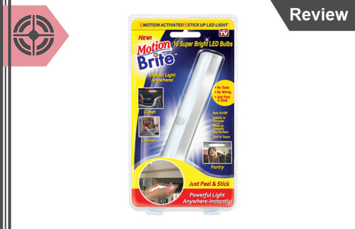 ever brite motion light reviews