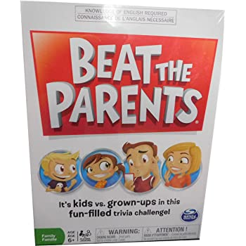 beat the parents board game review