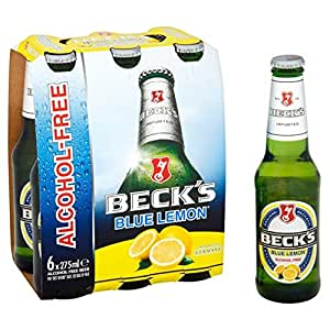 becks non alcoholic beer review