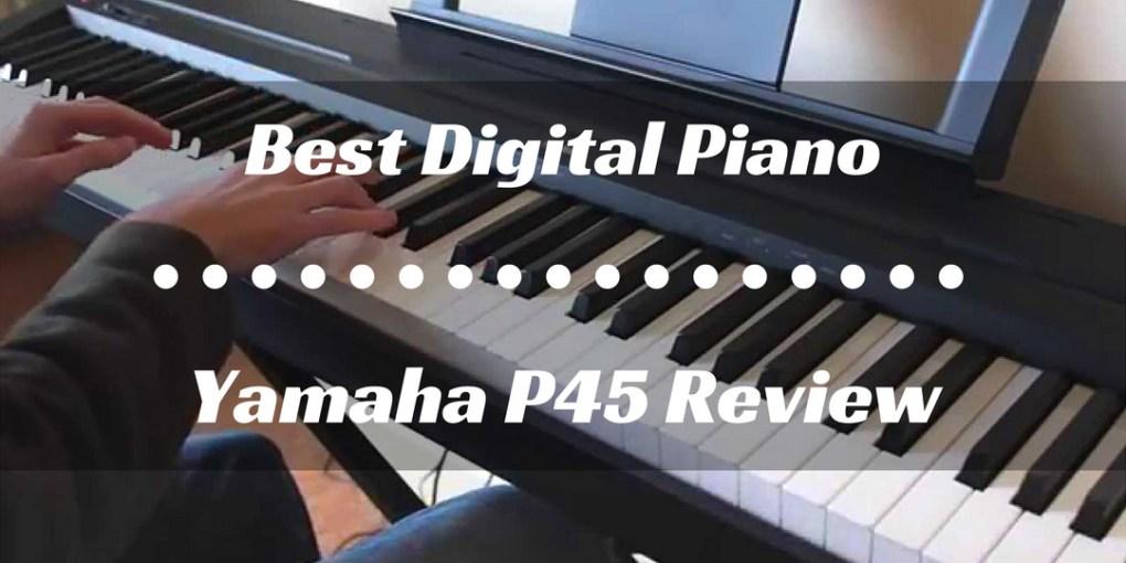 best yamaha digital piano reviews