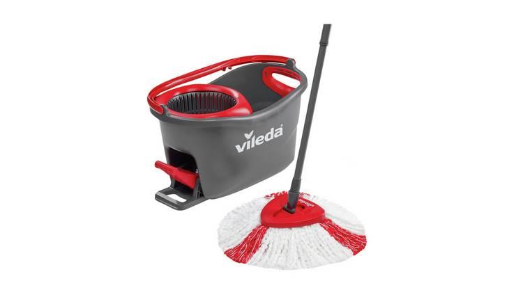 vileda easy wring mop reviews