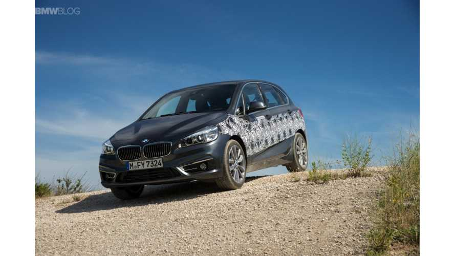 bmw 2 series active tourer phev review