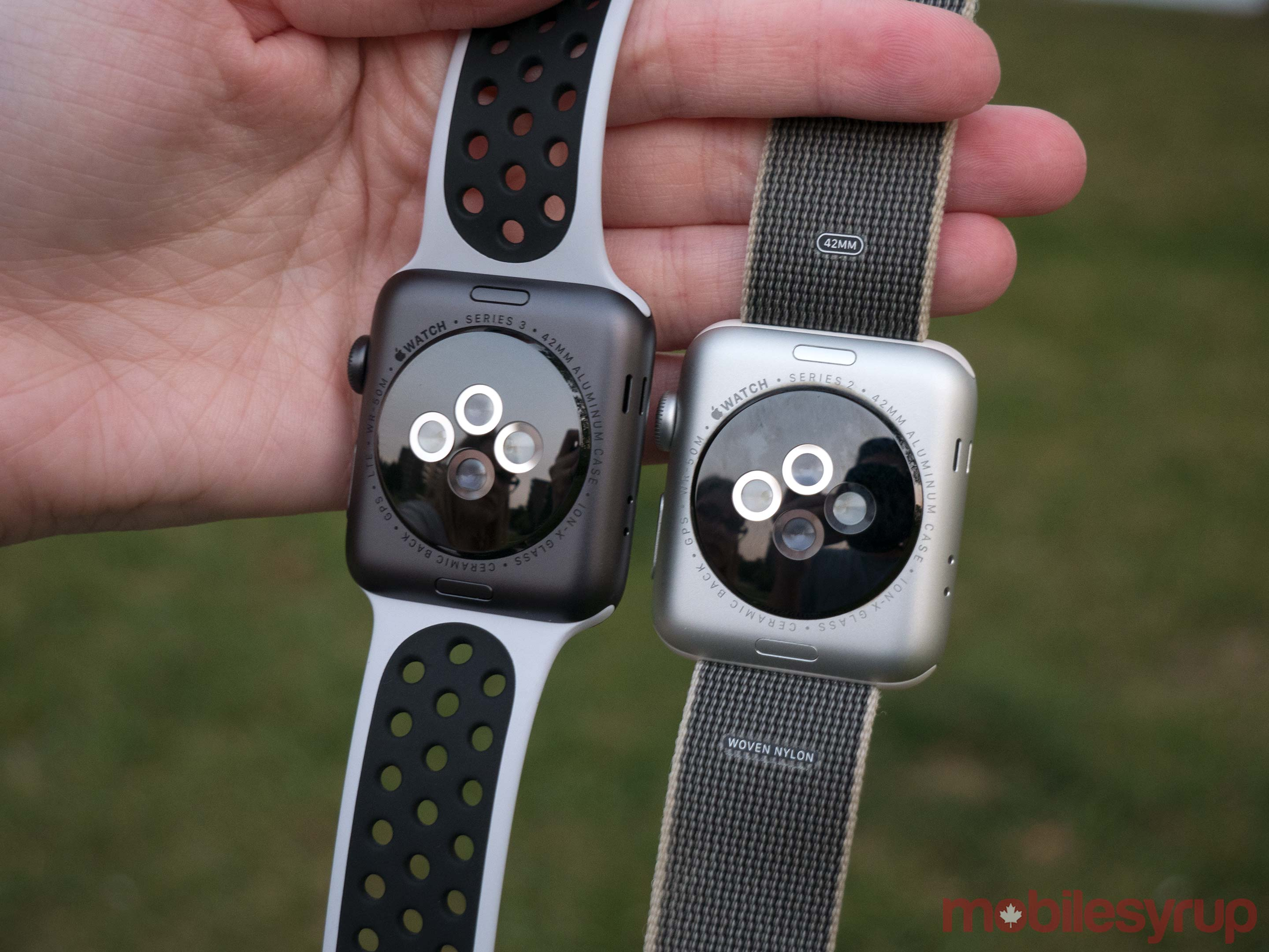 apple watch series 1 review 2017