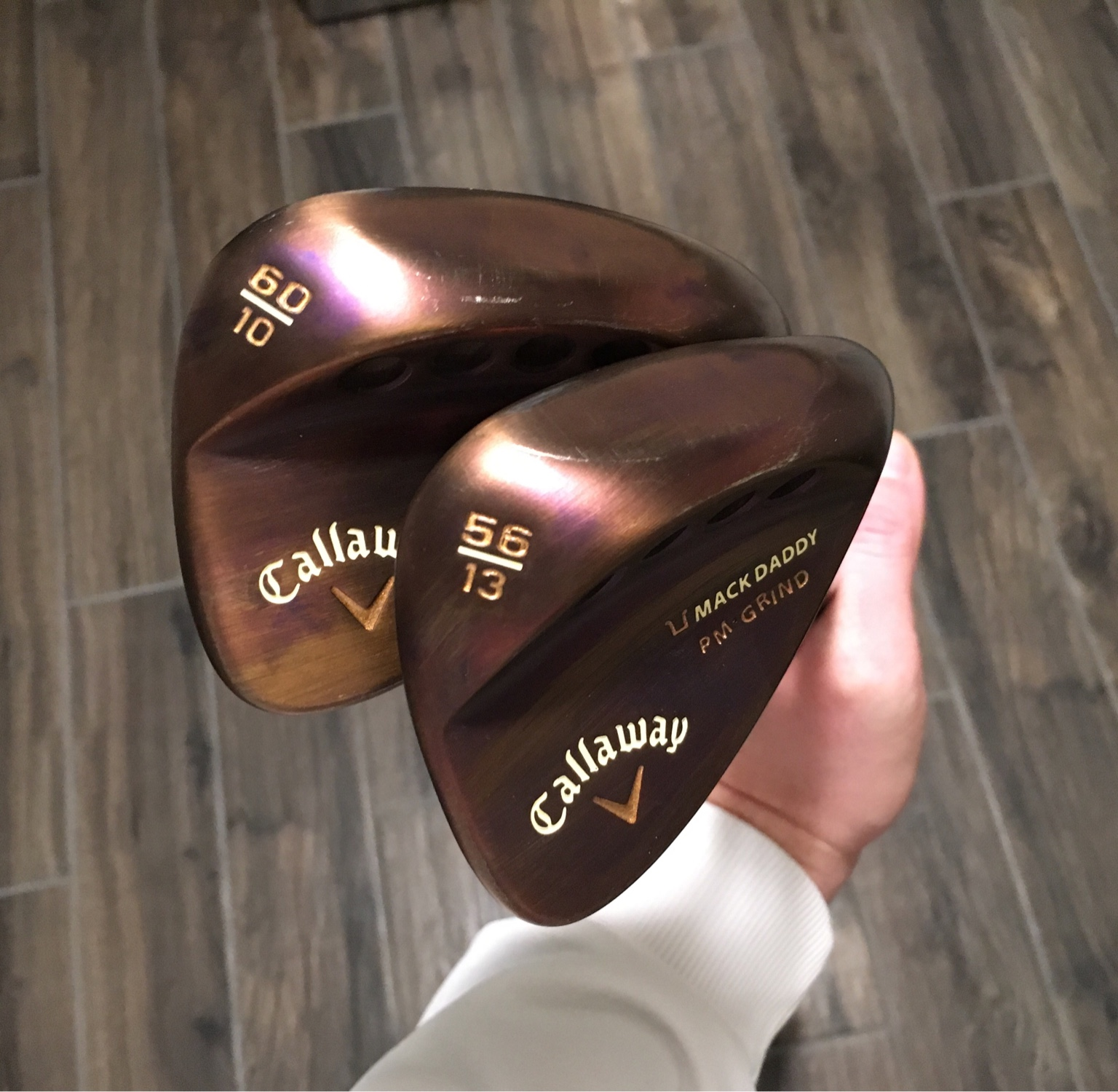 callaway mack daddy forged review