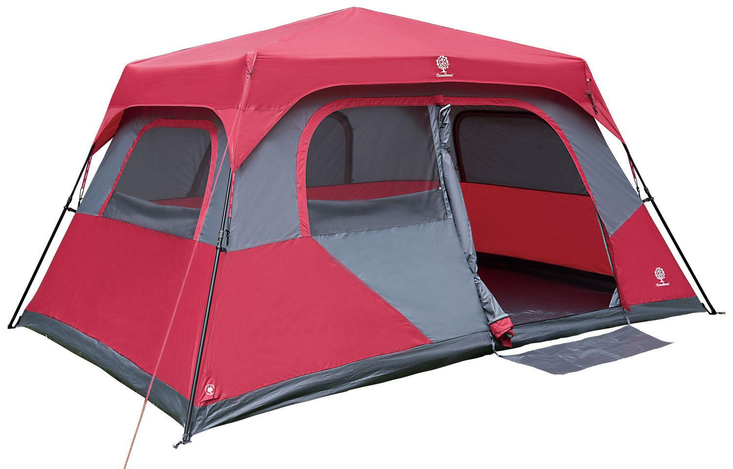 canadiana 8 person instant cabin tent review