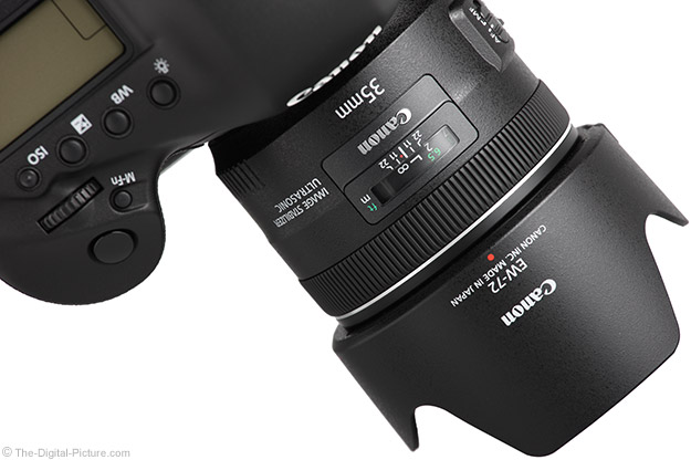 canon ef 35mm f 2 is usm lens review
