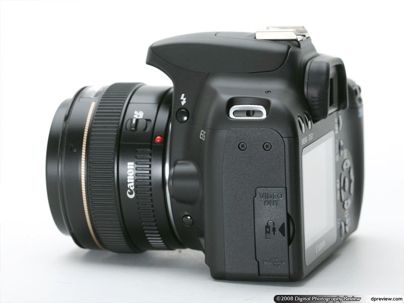 canon rebel xs review video