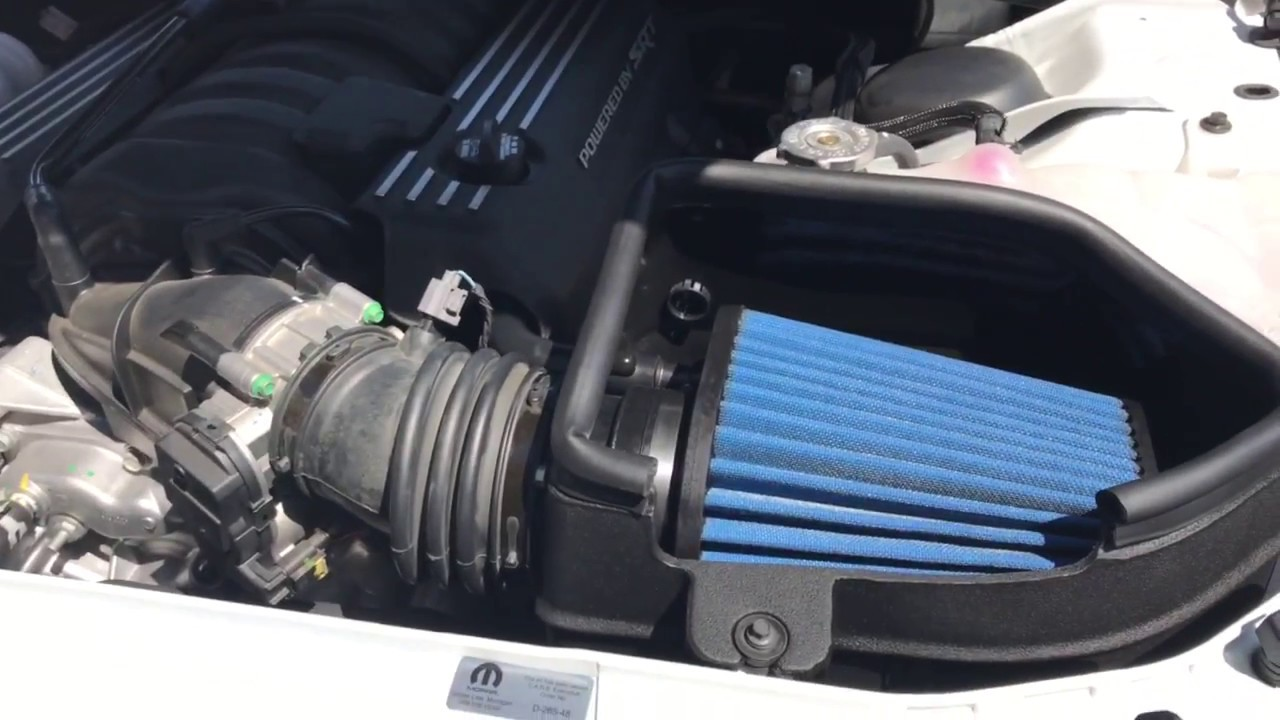 challenger cold air intake reviews