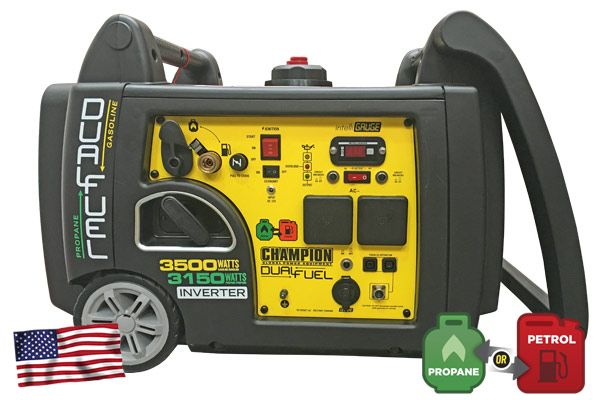 champion 9000w portable dual fuel generator reviews