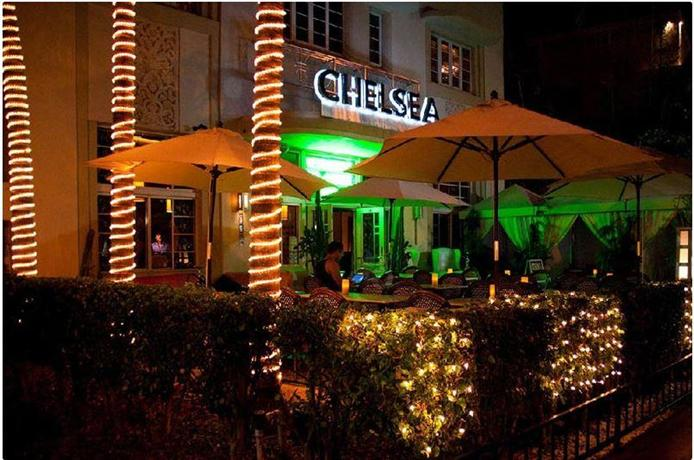 chelsea hotel south beach reviews