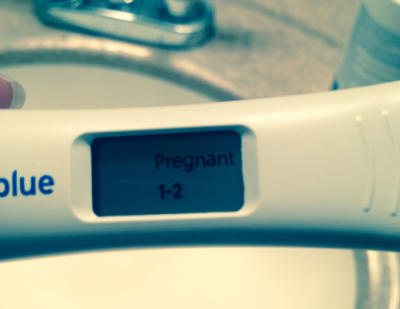 clearblue advanced pregnancy test with weeks estimator reviews