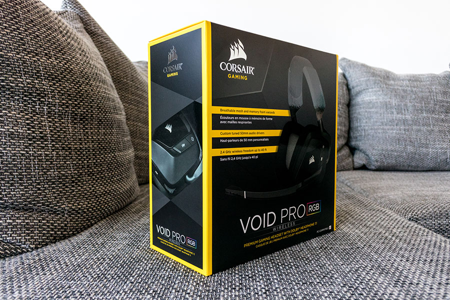 corsair void rgb wireless review