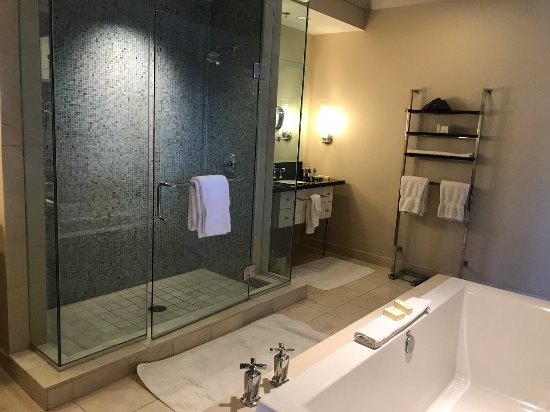 cosmopolitan las vegas wraparound terrace suite review