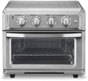 cuisinart toa 60 air fryer toaster oven reviews