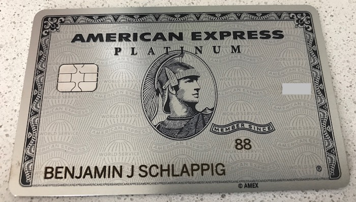 american express platinum card canada review