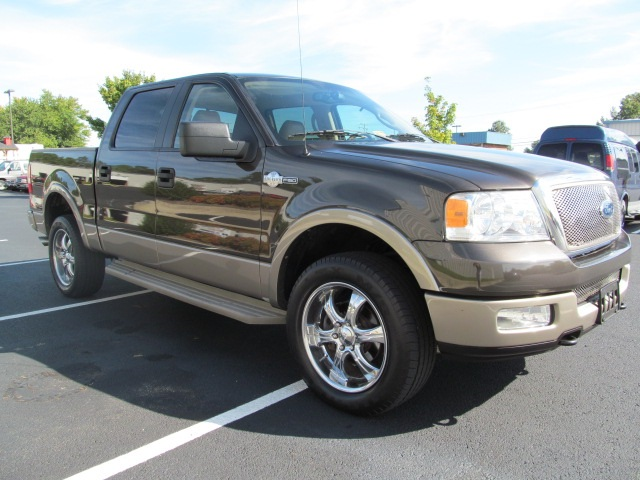 2005 ford f150 king ranch review