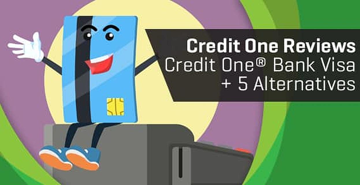 credit one bank credit card reviews