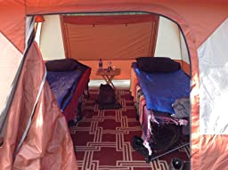 eureka copper canyon tent review