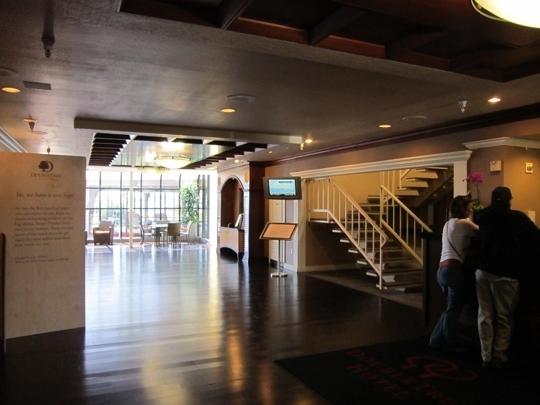 doubletree by hilton hotel berkeley marina reviews