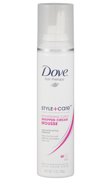 dove style and care mousse review