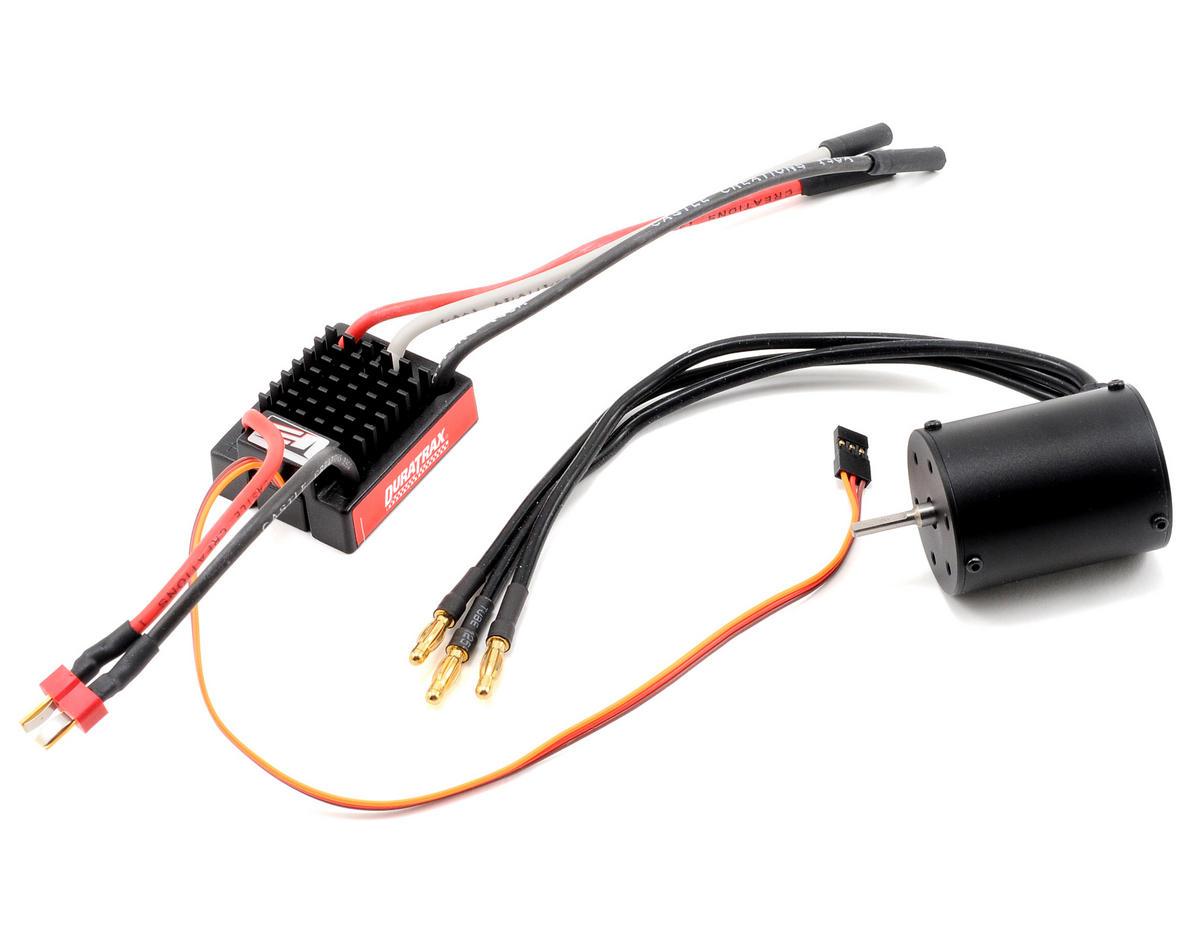 duratrax 1 10 element 3900kv brushless system review