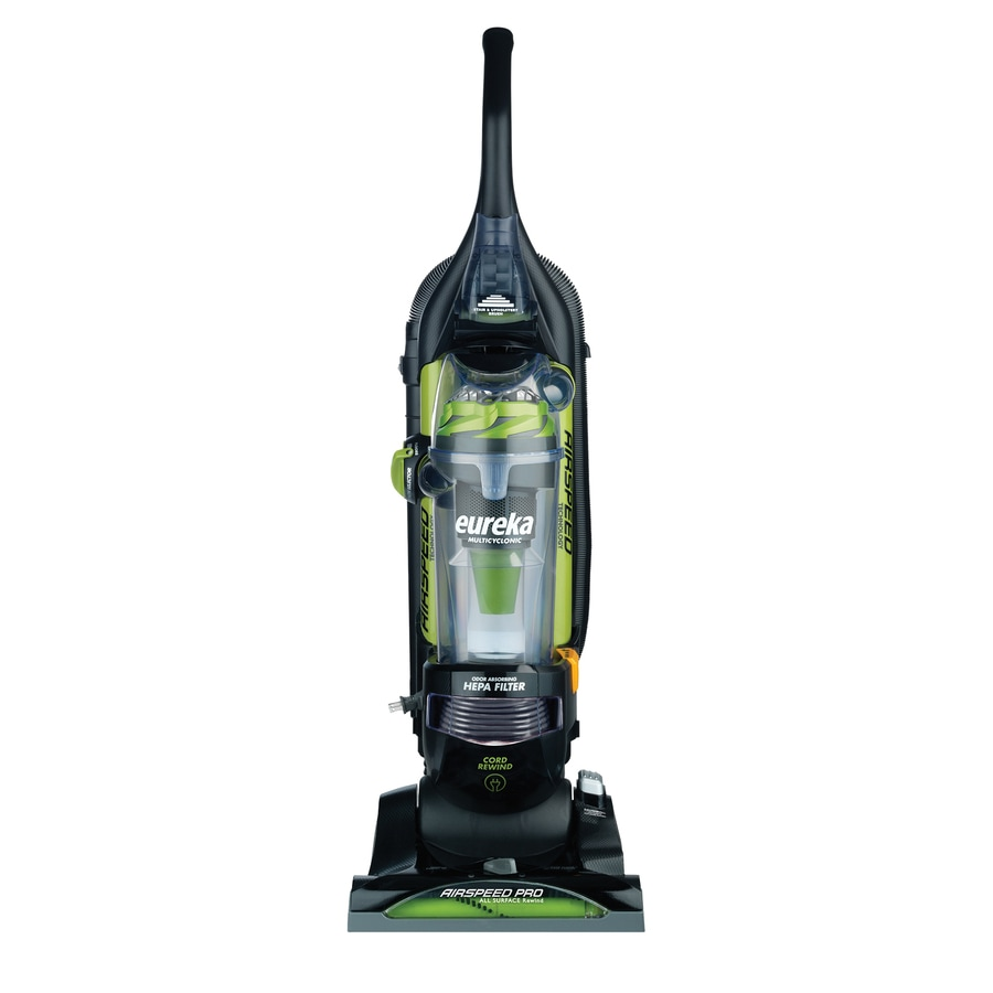 eureka bagless upright vacuum reviews