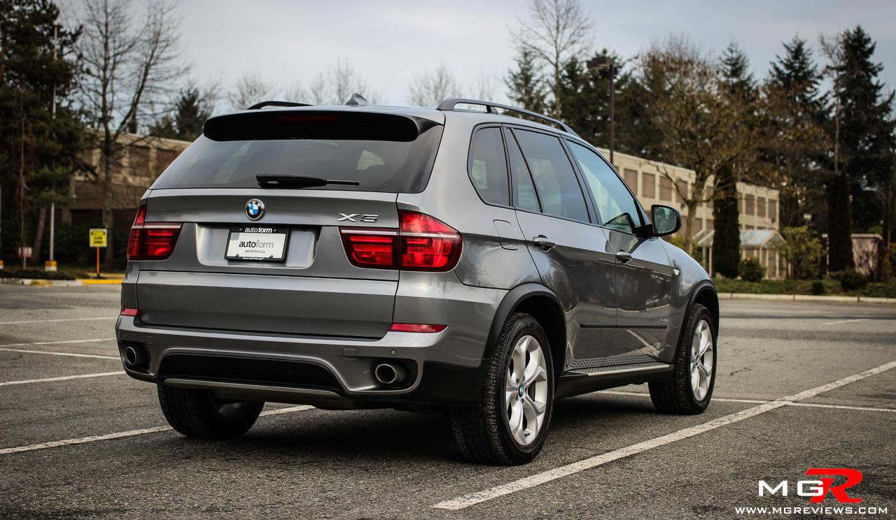2012 bmw x5 35d review