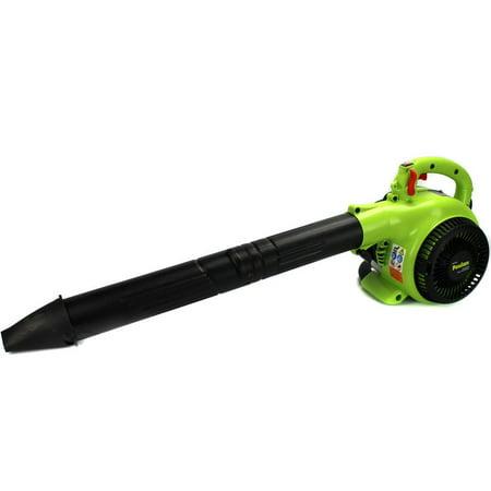 gas powered leaf blower vacuum reviews