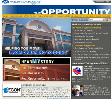 aegon world financial group reviews