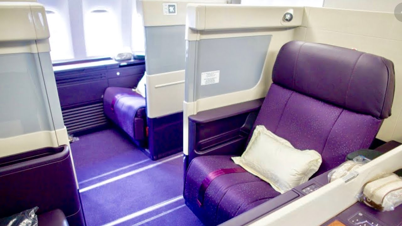 air china 777 first class review