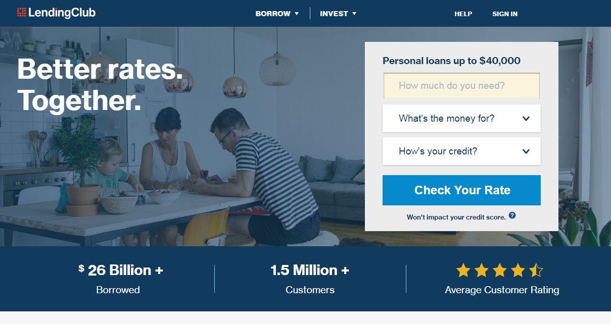 lending group personal loans reviews