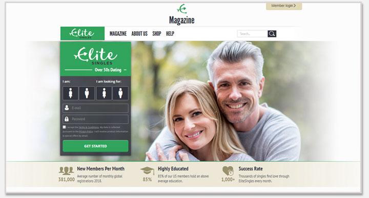 elite singles dating site reviews