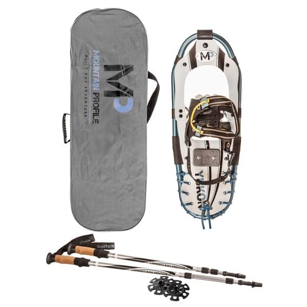 faber snow mountain aluminum snowshoes review