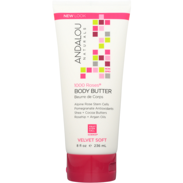 andalou naturals 1000 roses cleansing foam review