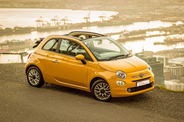fiat 500 1.2 lounge review