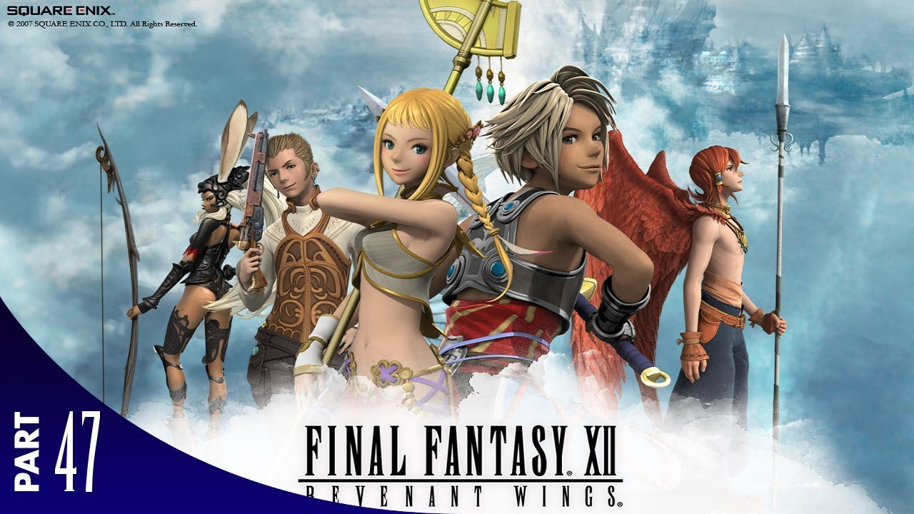 final fantasy xii ds review