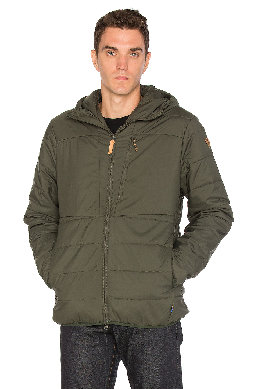fjallraven keb padded hoodie review