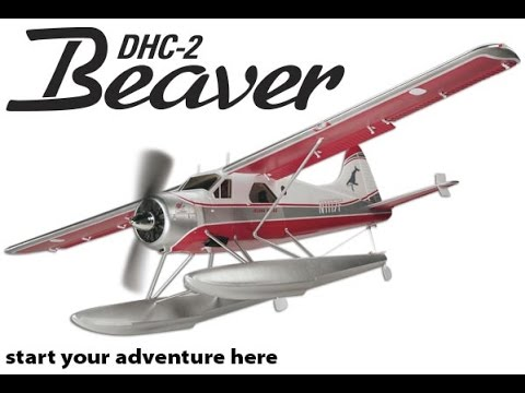 flyzone dhc 2 beaver review